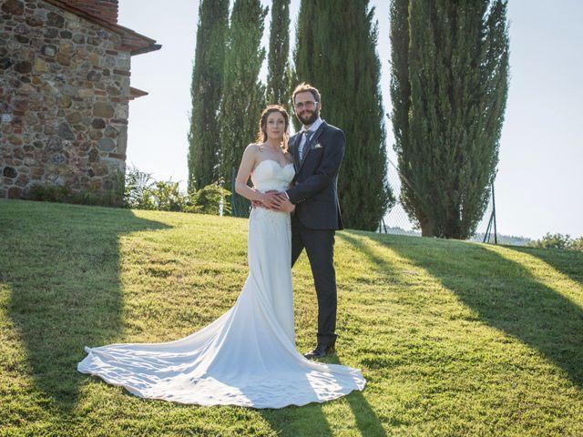 Il matrimonio di Mattia e Ilaria a Grosseto, Grosseto 118