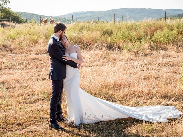 Il matrimonio di Mattia e Ilaria a Grosseto, Grosseto 119