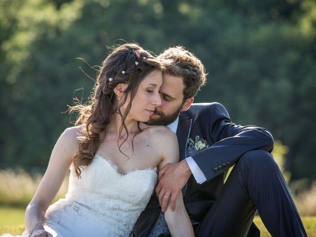 Il matrimonio di Mattia e Ilaria a Grosseto, Grosseto 121
