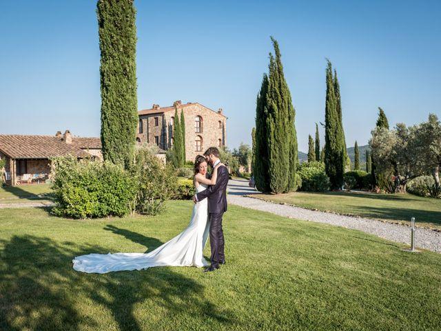 Il matrimonio di Mattia e Ilaria a Grosseto, Grosseto 123