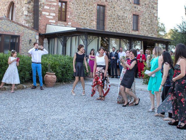 Il matrimonio di Mattia e Ilaria a Grosseto, Grosseto 125