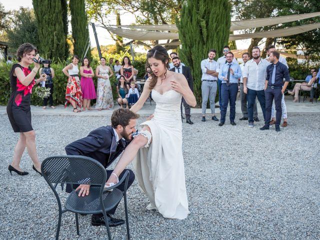 Il matrimonio di Mattia e Ilaria a Grosseto, Grosseto 126