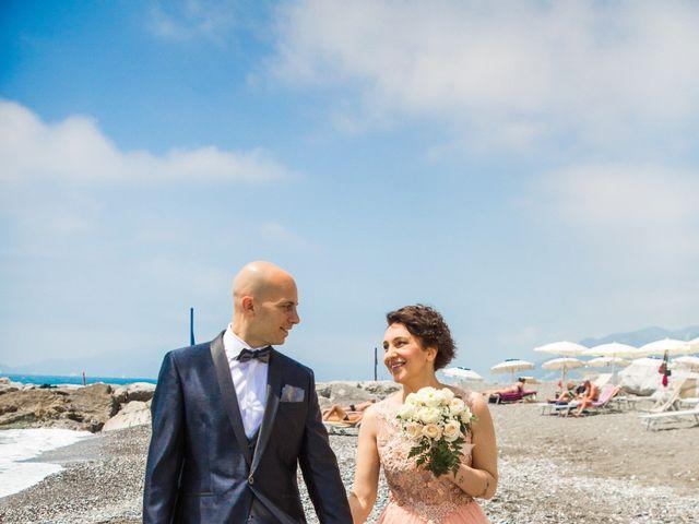Il matrimonio di Daniele e Maria Rosa a Lavagna, Genova 7
