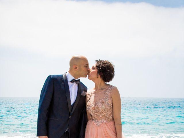 Il matrimonio di Daniele e Maria Rosa a Lavagna, Genova 8