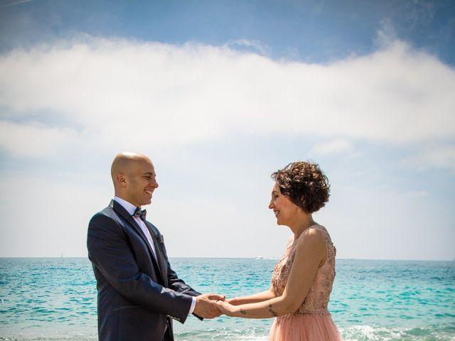 Il matrimonio di Daniele e Maria Rosa a Lavagna, Genova 11