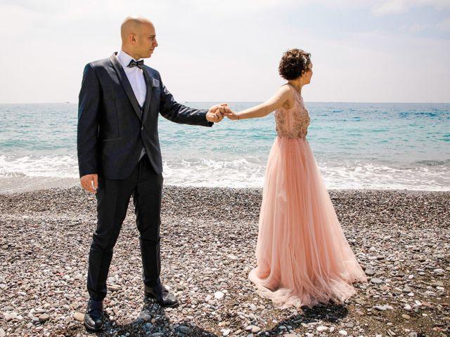Il matrimonio di Daniele e Maria Rosa a Lavagna, Genova 12
