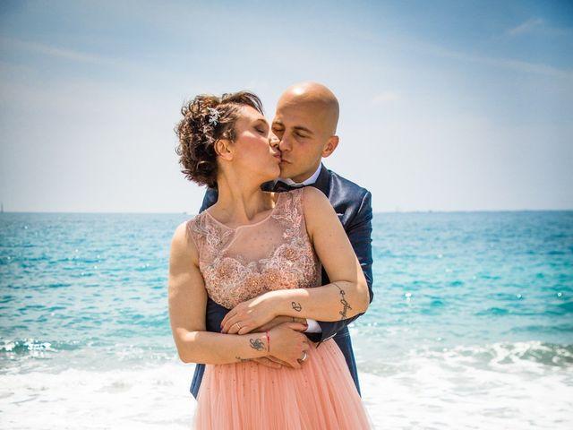 Il matrimonio di Daniele e Maria Rosa a Lavagna, Genova 13