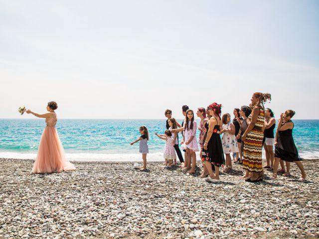 Il matrimonio di Daniele e Maria Rosa a Lavagna, Genova 14