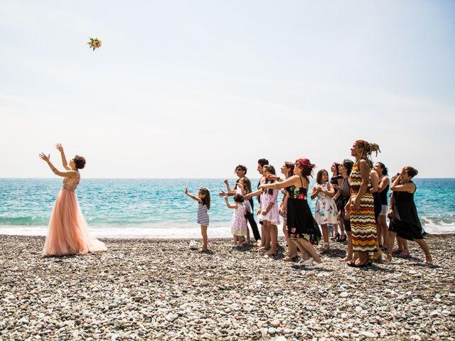 Il matrimonio di Daniele e Maria Rosa a Lavagna, Genova 15