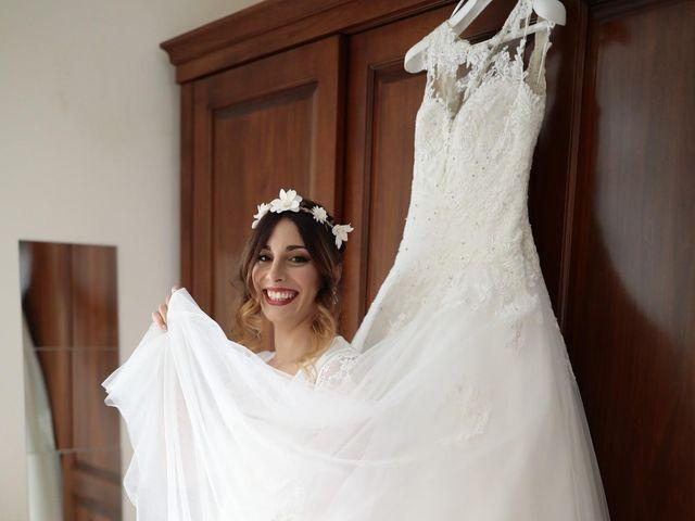 Il matrimonio di Angelo e Martina a Santa Teresa di Riva, Messina 4