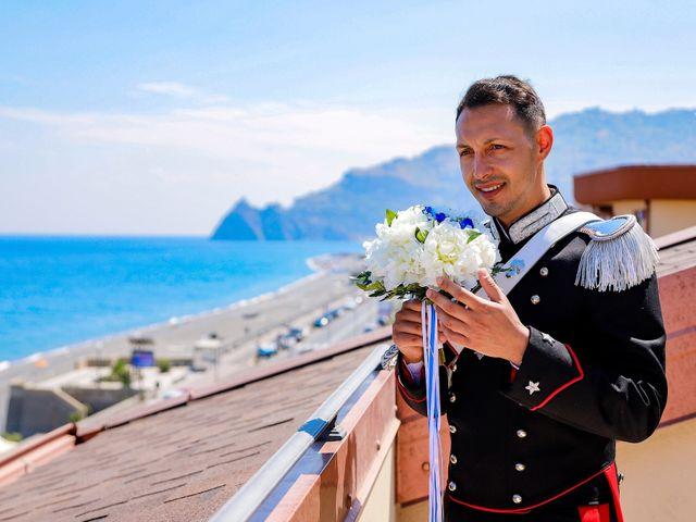 Il matrimonio di Angelo e Martina a Santa Teresa di Riva, Messina 7