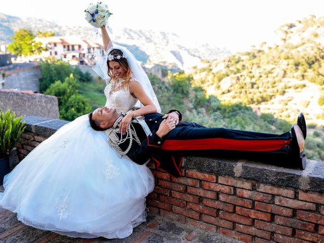 Il matrimonio di Angelo e Martina a Santa Teresa di Riva, Messina 1