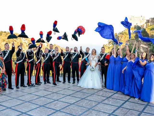 Il matrimonio di Angelo e Martina a Santa Teresa di Riva, Messina 9