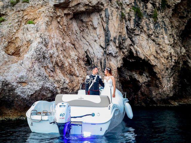 Il matrimonio di Angelo e Martina a Santa Teresa di Riva, Messina 12