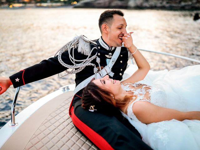 Il matrimonio di Angelo e Martina a Santa Teresa di Riva, Messina 13