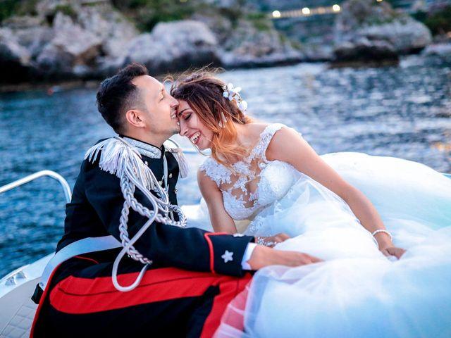 Il matrimonio di Angelo e Martina a Santa Teresa di Riva, Messina 2