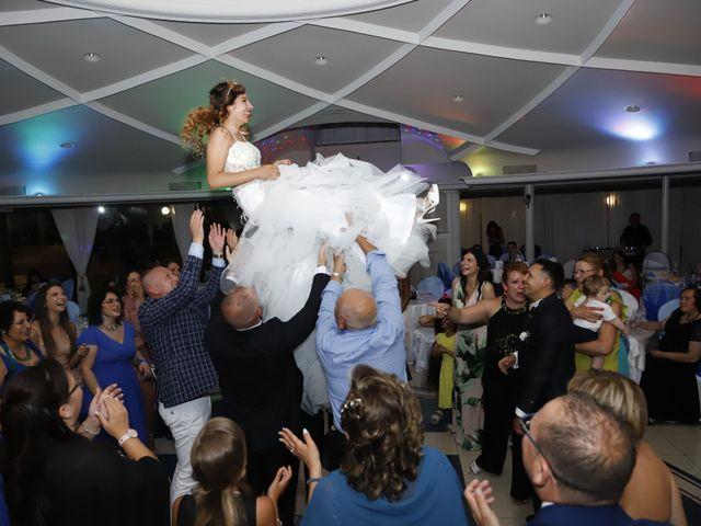 Il matrimonio di Angelo e Martina a Santa Teresa di Riva, Messina 16