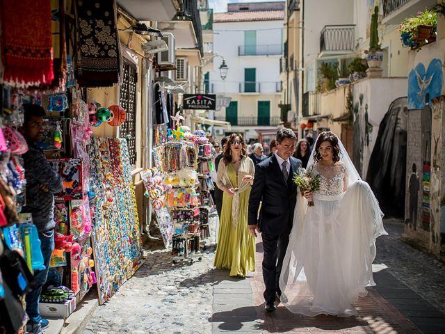 Il matrimonio di Luigi e Valentina a Diamante, Cosenza 18
