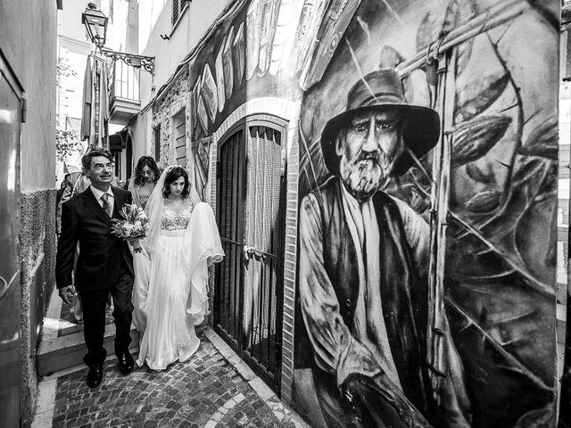 Il matrimonio di Luigi e Valentina a Diamante, Cosenza 19