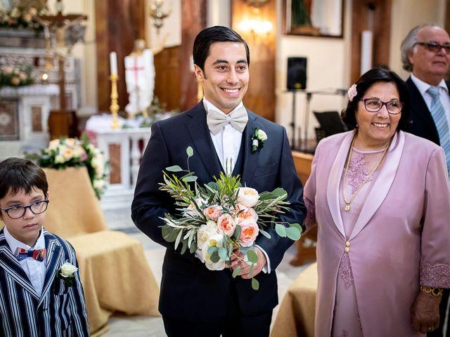 Il matrimonio di Luigi e Valentina a Diamante, Cosenza 20