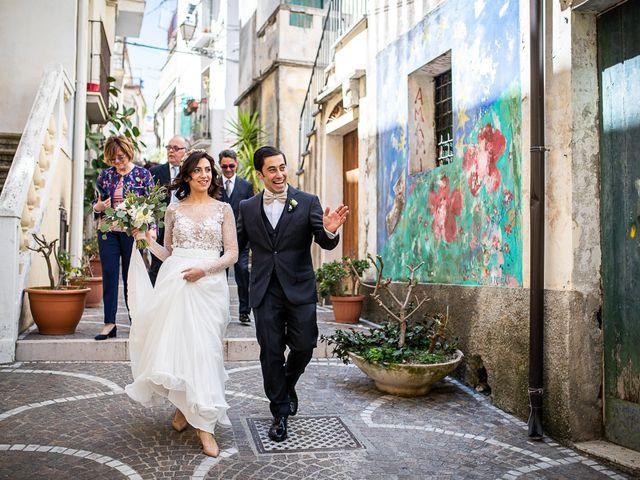Il matrimonio di Luigi e Valentina a Diamante, Cosenza 27