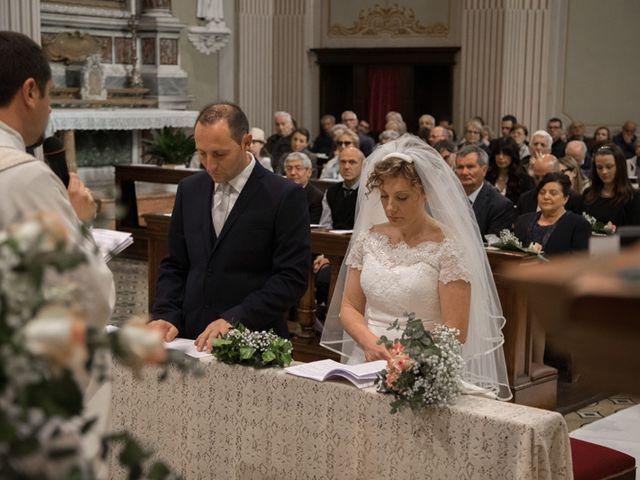 Il matrimonio di Elena e Emilio a Lonato del Garda, Brescia 9