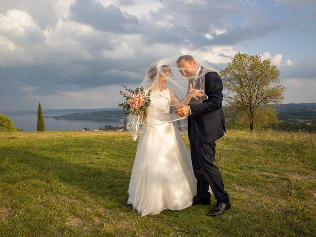 Il matrimonio di Elena e Emilio a Lonato del Garda, Brescia 16