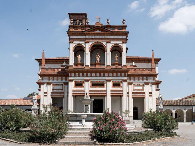 Il matrimonio di Salvatore e Beatrice a Garlasco, Pavia 25