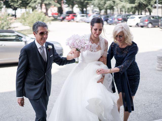 Il matrimonio di Salvatore e Beatrice a Garlasco, Pavia 29