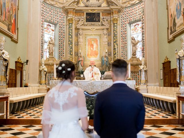 Il matrimonio di Salvatore e Beatrice a Garlasco, Pavia 37