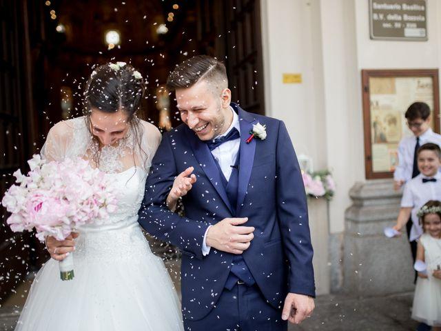 Il matrimonio di Salvatore e Beatrice a Garlasco, Pavia 39