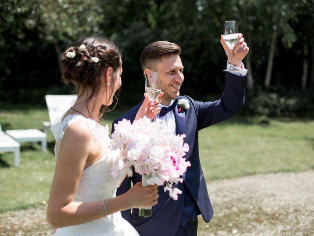 Il matrimonio di Salvatore e Beatrice a Garlasco, Pavia 52