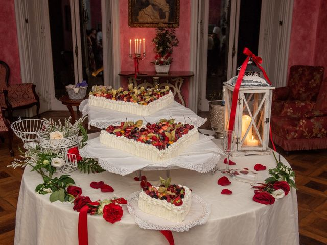 Il matrimonio di Alessandro e Elisabetta a Varano Borghi, Varese 38