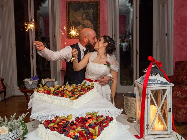 Il matrimonio di Alessandro e Elisabetta a Varano Borghi, Varese 39