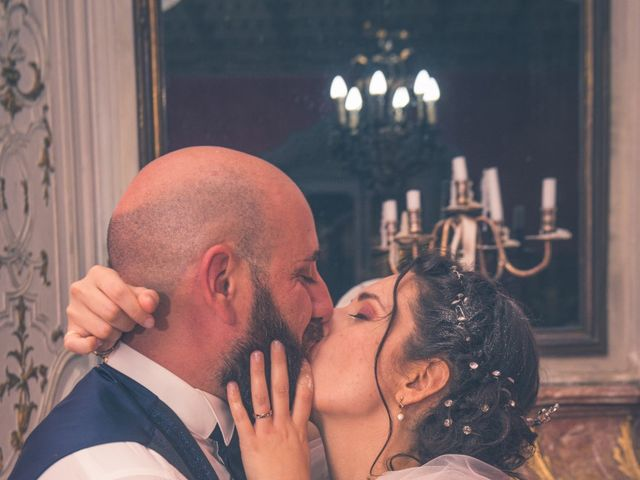 Il matrimonio di Alessandro e Elisabetta a Varano Borghi, Varese 40