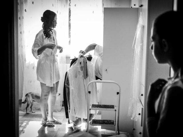 Il matrimonio di Davide e Margherita a Trecastelli, Ancona 10