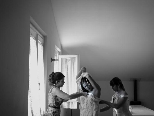 Il matrimonio di Davide e Margherita a Trecastelli, Ancona 15