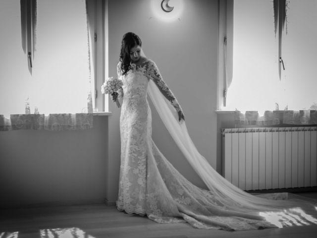 Il matrimonio di Davide e Margherita a Trecastelli, Ancona 17