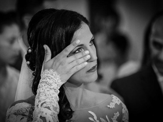 Il matrimonio di Davide e Margherita a Trecastelli, Ancona 21