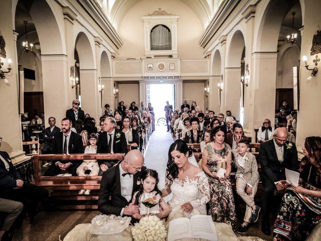 Il matrimonio di Davide e Margherita a Trecastelli, Ancona 23