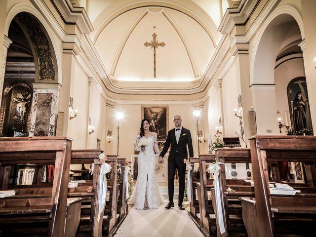 Il matrimonio di Davide e Margherita a Trecastelli, Ancona 24