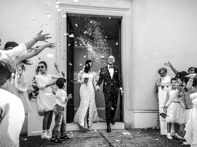 Il matrimonio di Davide e Margherita a Trecastelli, Ancona 25