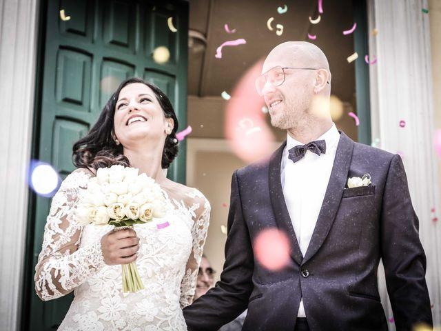 Il matrimonio di Davide e Margherita a Trecastelli, Ancona 26
