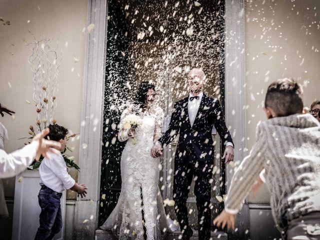 Il matrimonio di Davide e Margherita a Trecastelli, Ancona 27