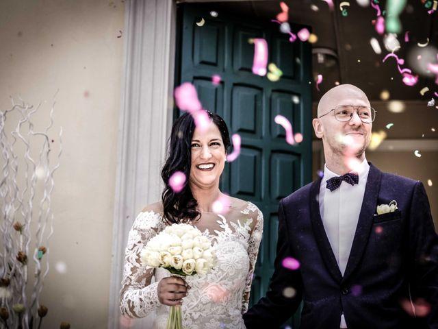 Il matrimonio di Davide e Margherita a Trecastelli, Ancona 28