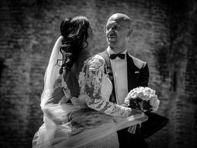 Il matrimonio di Davide e Margherita a Trecastelli, Ancona 31