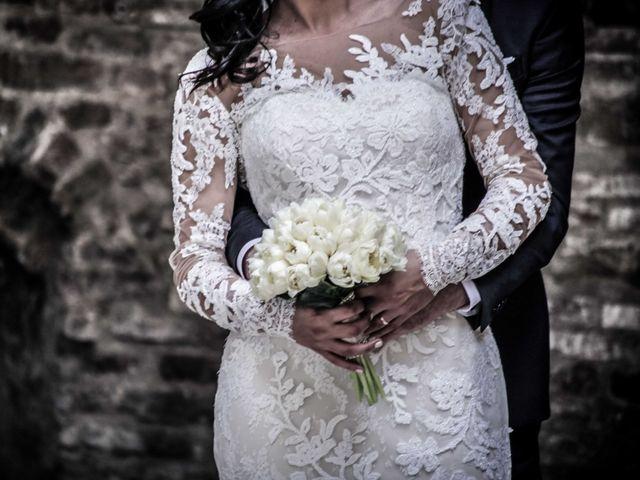 Il matrimonio di Davide e Margherita a Trecastelli, Ancona 32