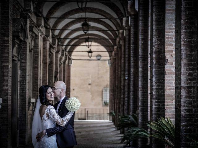 Il matrimonio di Davide e Margherita a Trecastelli, Ancona 33