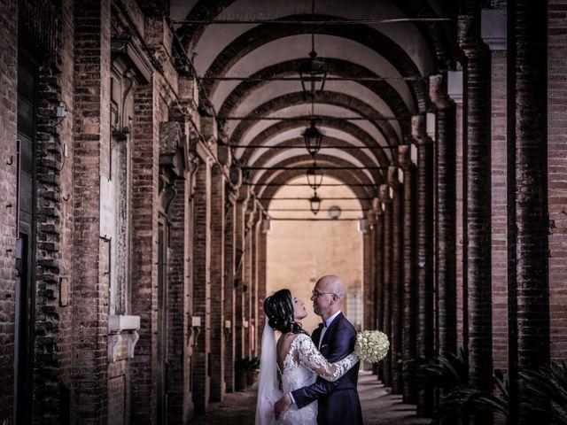 Il matrimonio di Davide e Margherita a Trecastelli, Ancona 36