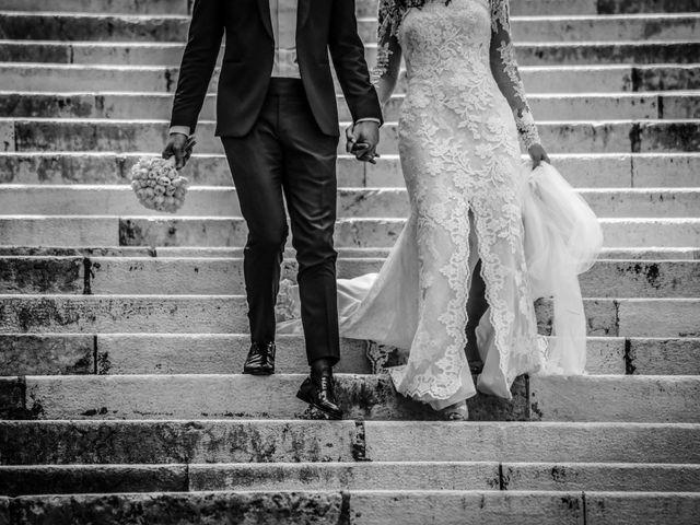 Il matrimonio di Davide e Margherita a Trecastelli, Ancona 37